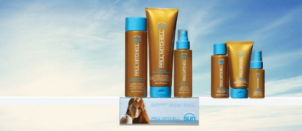 Paul Mitchell Styling Range