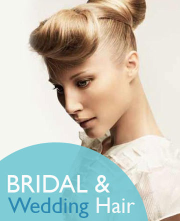 Bridal & Wedding Hair
