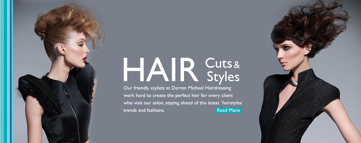 Hair Cuts & Styling