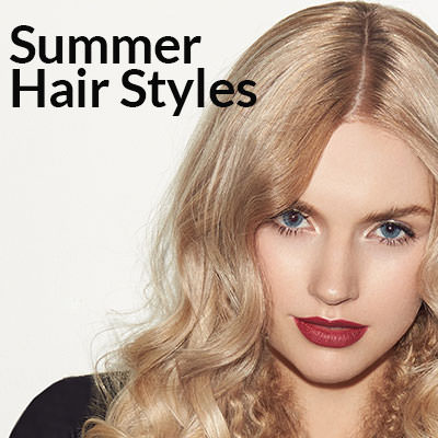 Top 10 Chic Summer Hairstyles 2014