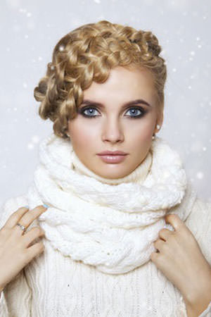 Braids Can Look Gorgeous On Short Hair, Too!