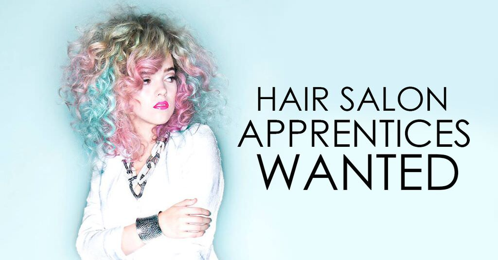 Hair apprentice wanted