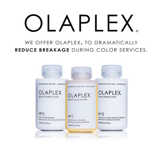 Solve Breakage During Hair Colouring With OLAPLEX™