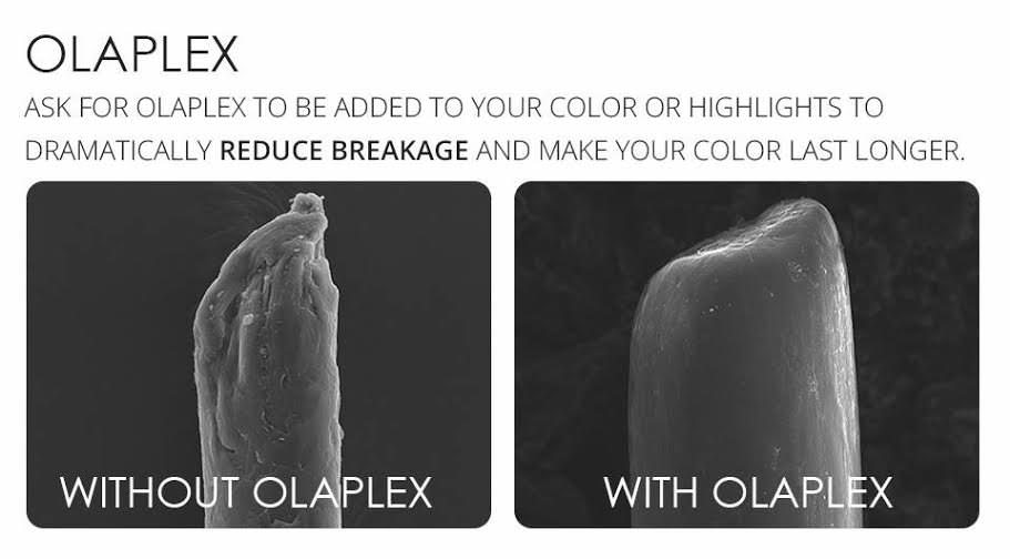 olaplex treatment salons in Oldham