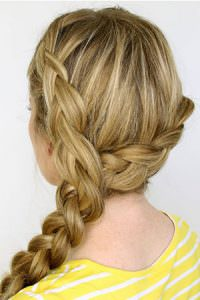 Two-dutch-braids-ponie