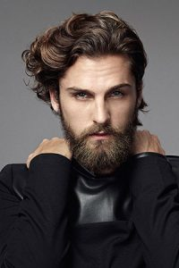 Wavy-Men´s-Hairstyle-GO