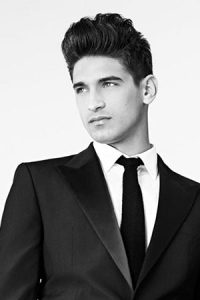 wedding day hair ideas for men at Darren Michael hair salon in Shaw