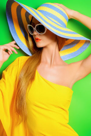 Get Your Hair Healthy For Summer