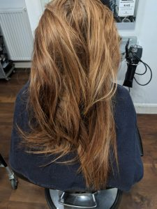 brazilian blow dry treatments at darren michael hair salon in oldham