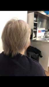 re-style your hair at daren michael hair salon in oldham