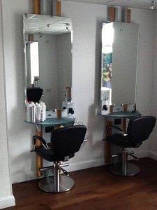 darren michael hair salon in shaw