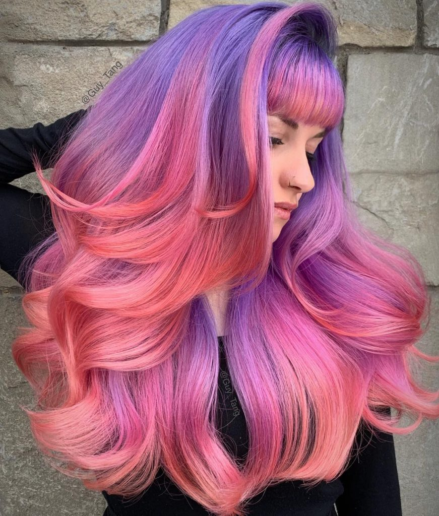 Fashion Hair Colours