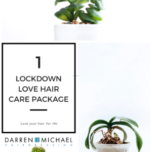 lockdown love haircare packages