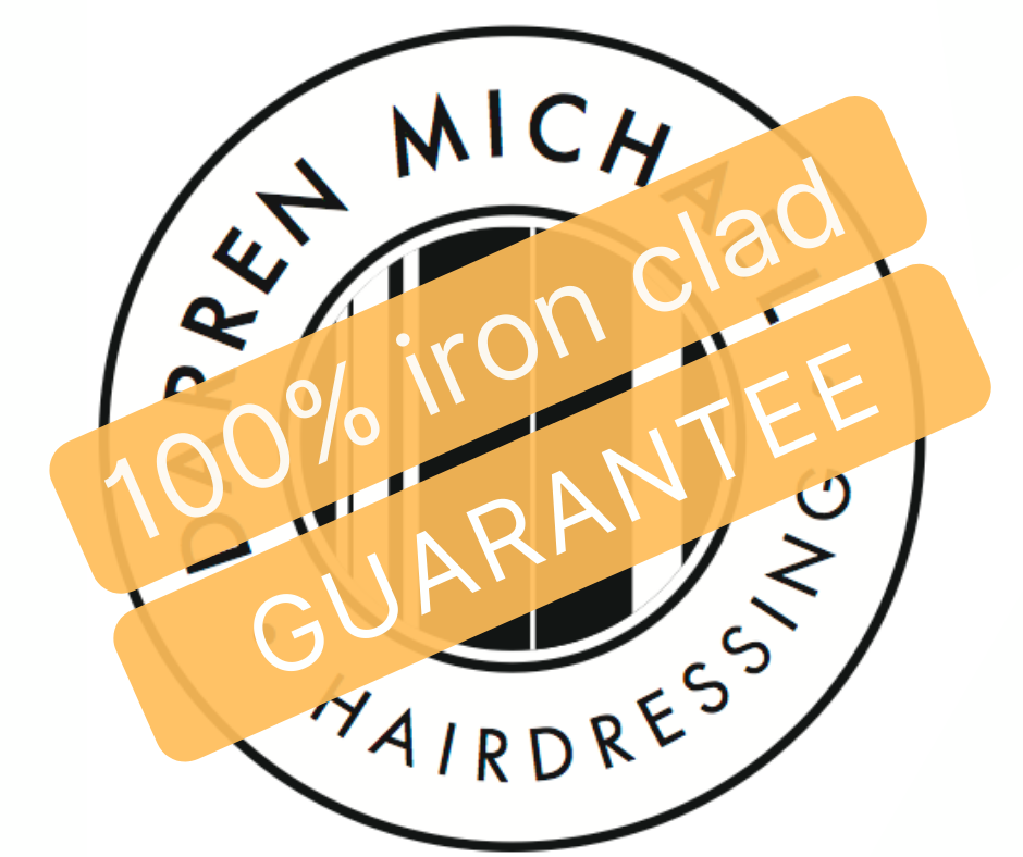 Refund Policy at Darren Michael Hairdressers in Oldham