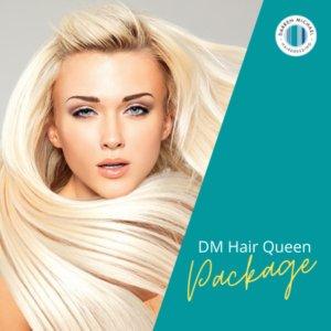 DM Hair Queen Package £117