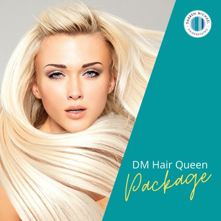 DM Hair Queen Package £117