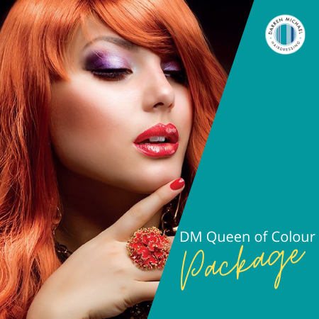 Queen of Colour Package £107