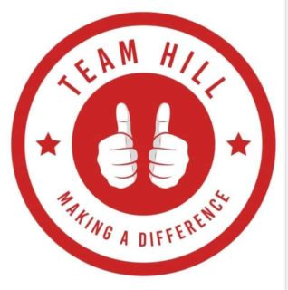 Team Hill and Darren Michael Hairdressing