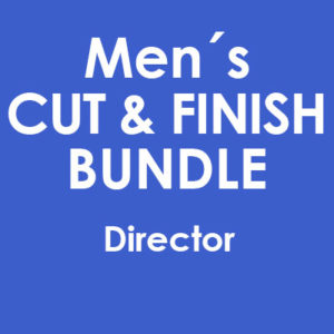 Men's Cut & Finish Bundle With DIRECTOR