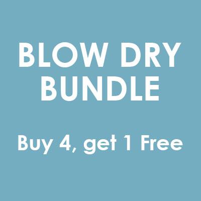 Buy 4 Blow Dries, Get 1 Free - DESIGNER