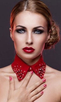 Romantic Hairstyle Trends by Darren Michael Hairdressing Salon in Oldham