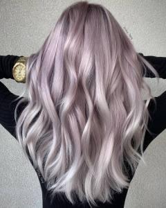 LILAC-HAIR-COLOUR Fashion-Hair-Colours-at-Darren-Michael-Hair-Salon-in-Shaw-Crompton-Oldham